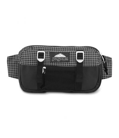 Way Out Waistpack Black Matrix