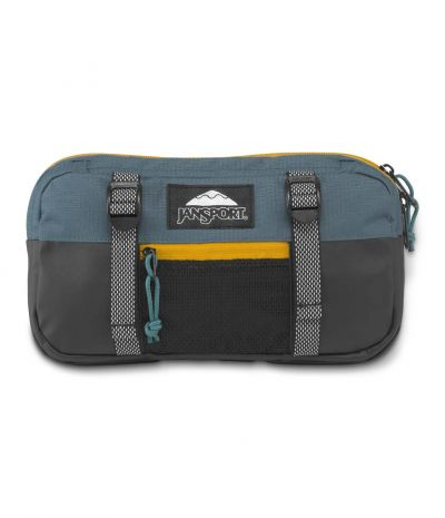 Way Out Waistpack Dark Slate Ripstop